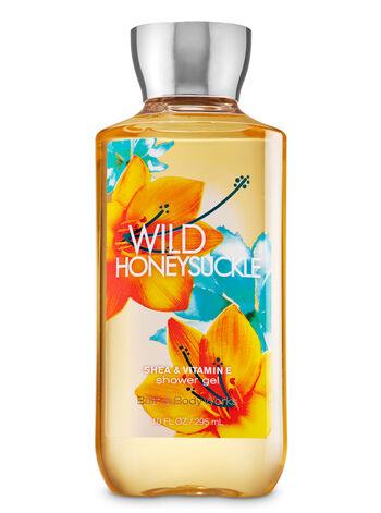 Signature Collection Wild Honeysuckle Shower Gel