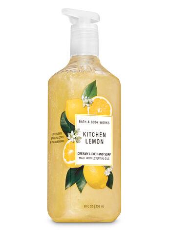 null - Kitchen Lemon Creamy Luxe Hand Soap