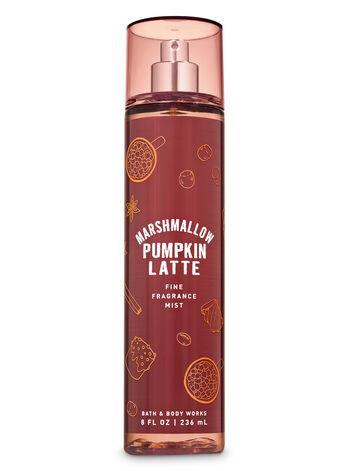 null - Marshmallow Pumpkin Latte Fine Fragrance Mist