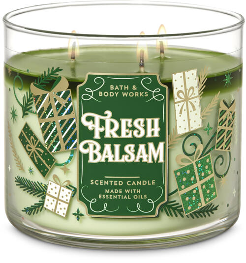 Bath and Body Works - 3-Wick Candles