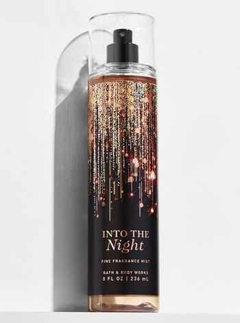 null - Into the Night Fine Fragrance Mist