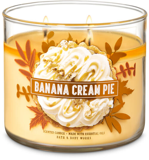 Bath and Body Works Banana Cream Pie