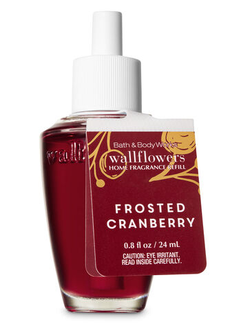 Frosted Cranberry - Frosted Cranberry Wallflowers Fragrance Refill