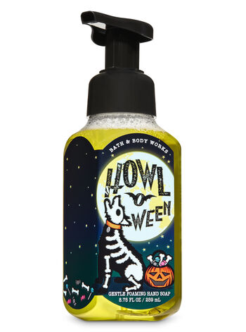 null - Howl-o-ween Gentle Foaming Hand Soap