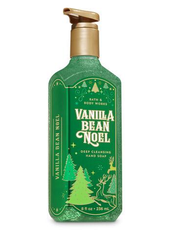 null - Vanilla Bean Noel Deep Cleansing Hand Soap