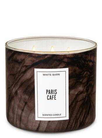 null - White Barn Paris Café 3-Wick Candle