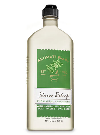 null - Aromatherapy Eucalyptus Spearmint Body Wash & Foam Bath