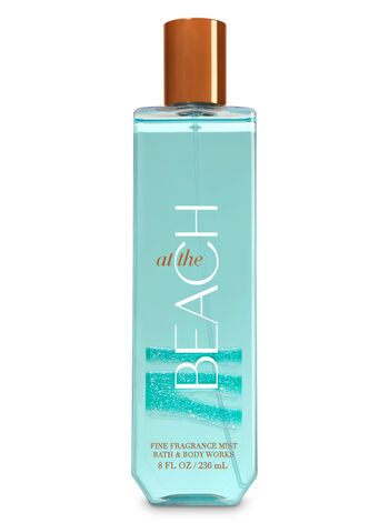 Signature Collection At the Beach Fine Fragrance Mist