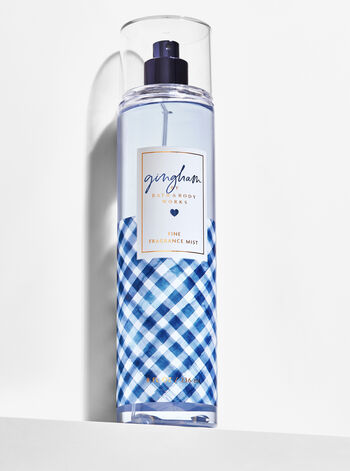 null - Signature Collection Gingham Fine Fragrance Mist