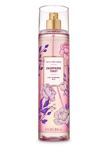 null - Champagne Toast Fine Fragrance Mist