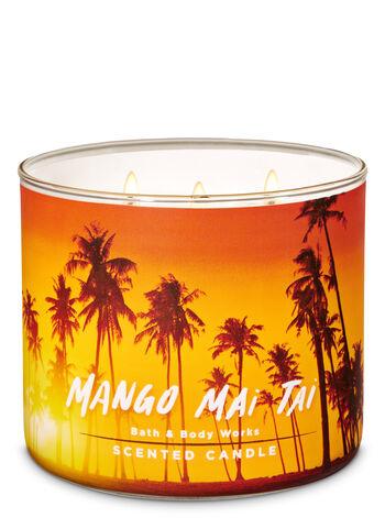 null - Mango Mai Tai 3-Wick Candle