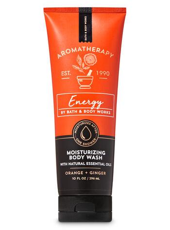 null - Aromatherapy Orange Ginger Moisturizing Body Wash