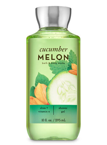 null - Signature Collection Cucumber Melon Shower Gel