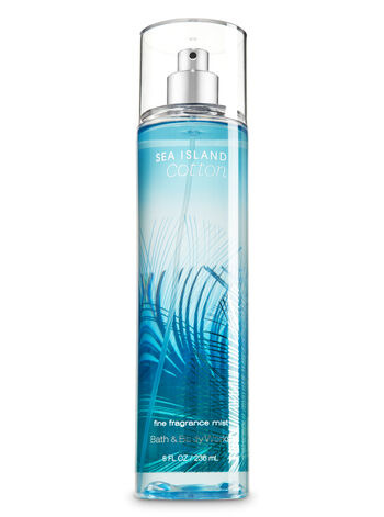 null - Signature Collection Sea Island Cotton Fine Fragrance Mist
