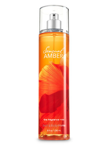 null - Signature Collection Sensual Amber Fine Fragrance Mist