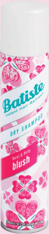 Batiste - Blush Fragrance Dry Shampoo
