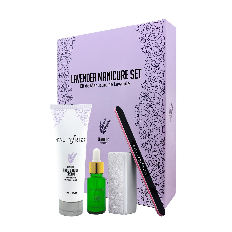 null - Manicure Set Lavender