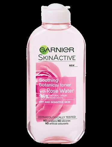 Garnier - Garnier SkinActive Rose Floral Water