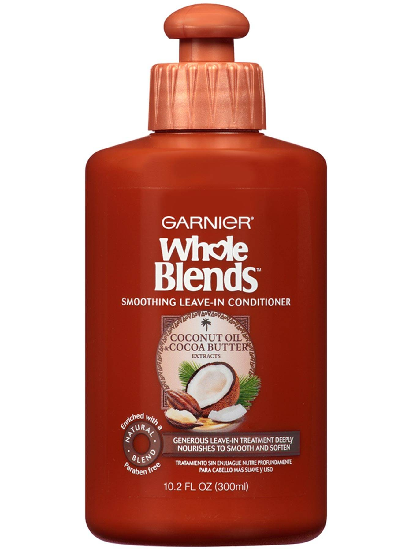 Whole Blends - Smoothing Leave-In Conditioner with Coconut Oil & Cocoa Butter extracts