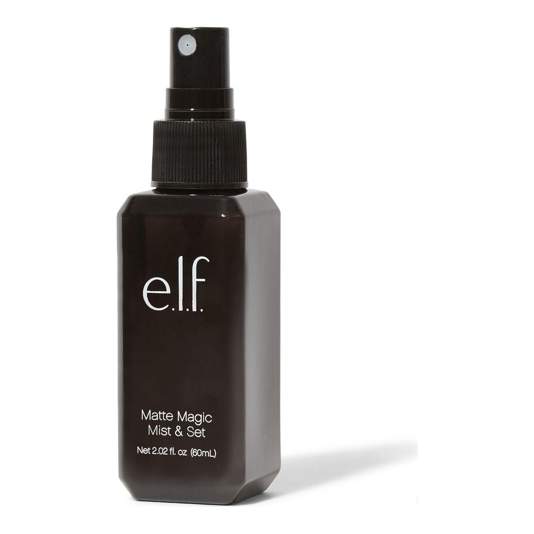 ELF Cosmetics - Matte Magic Mist & Set - Small