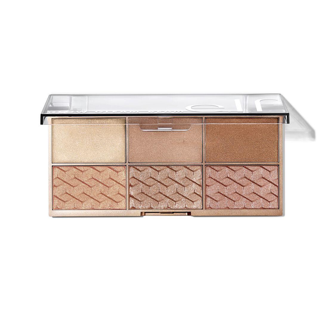 e.l.f. Cosmetics - Glow Gleam Beam Highlighter Palette