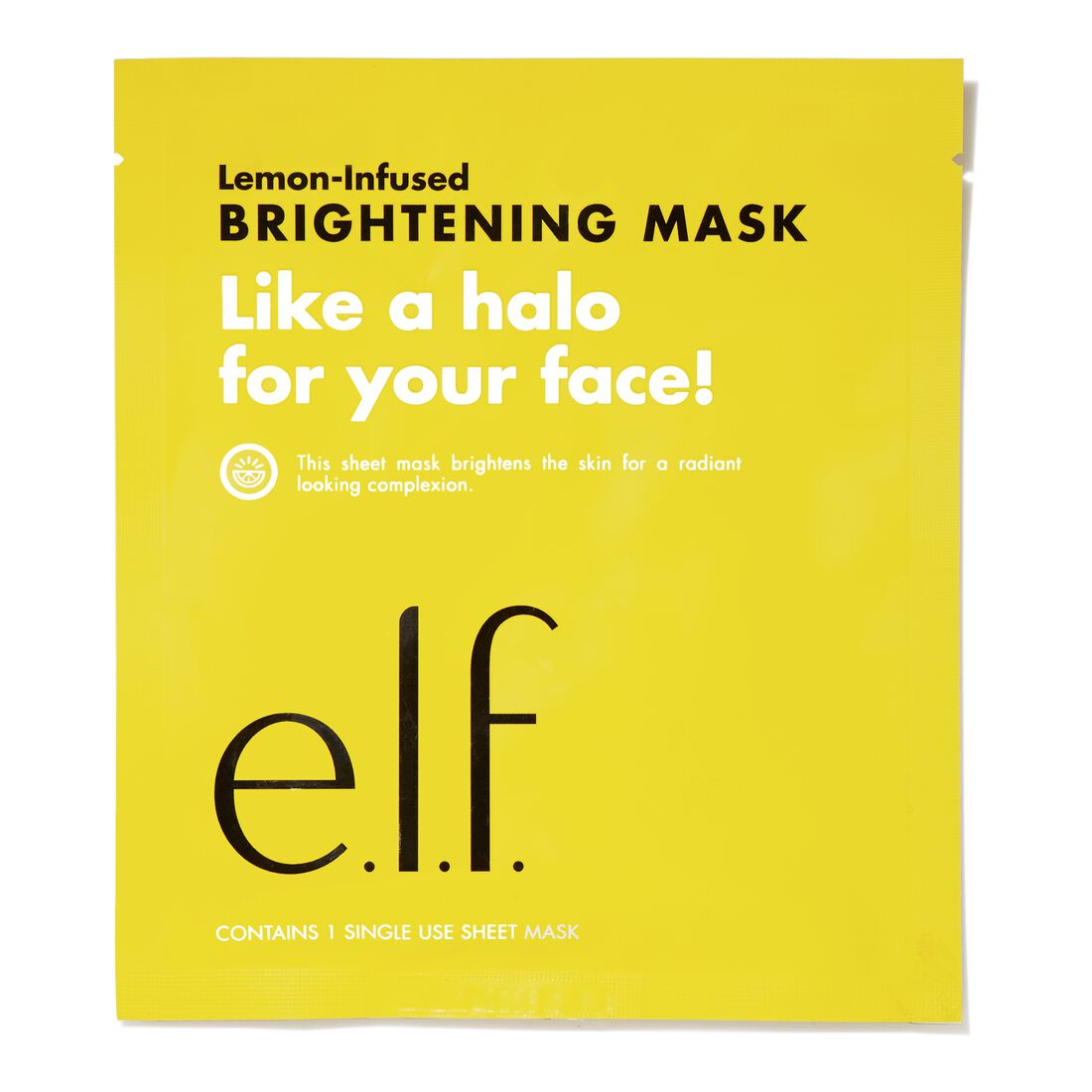 ELF Cosmetics - Brightening Sheet Mask