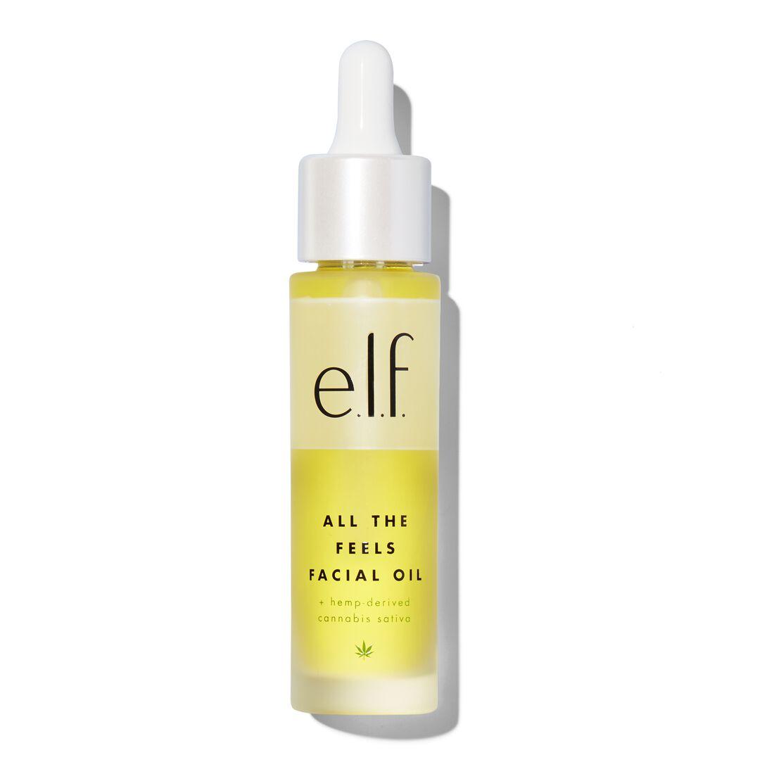 e.l.f. Cosmetics - All the Feels Facial Oil