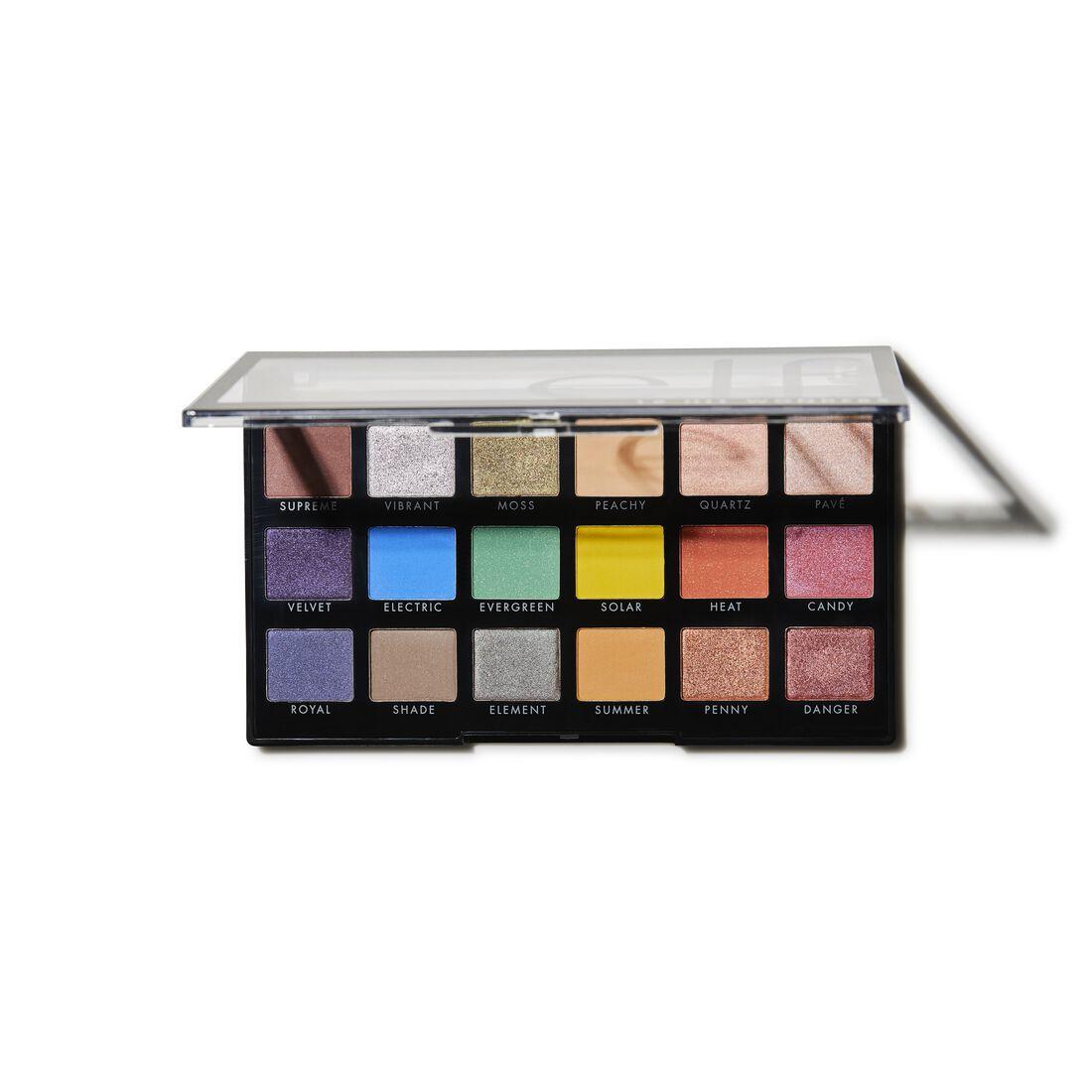 e.l.f. Cosmetics - 18 Hit Wonders Eyeshadow Palette