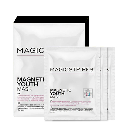 null - Magicstripes Magnetic Youth Mask - 3 Masks 1 set