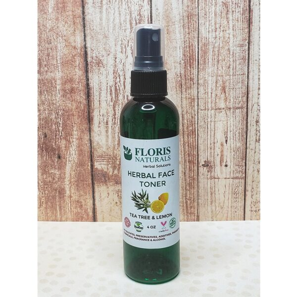 null - Herbal Face Toner 4 OZ