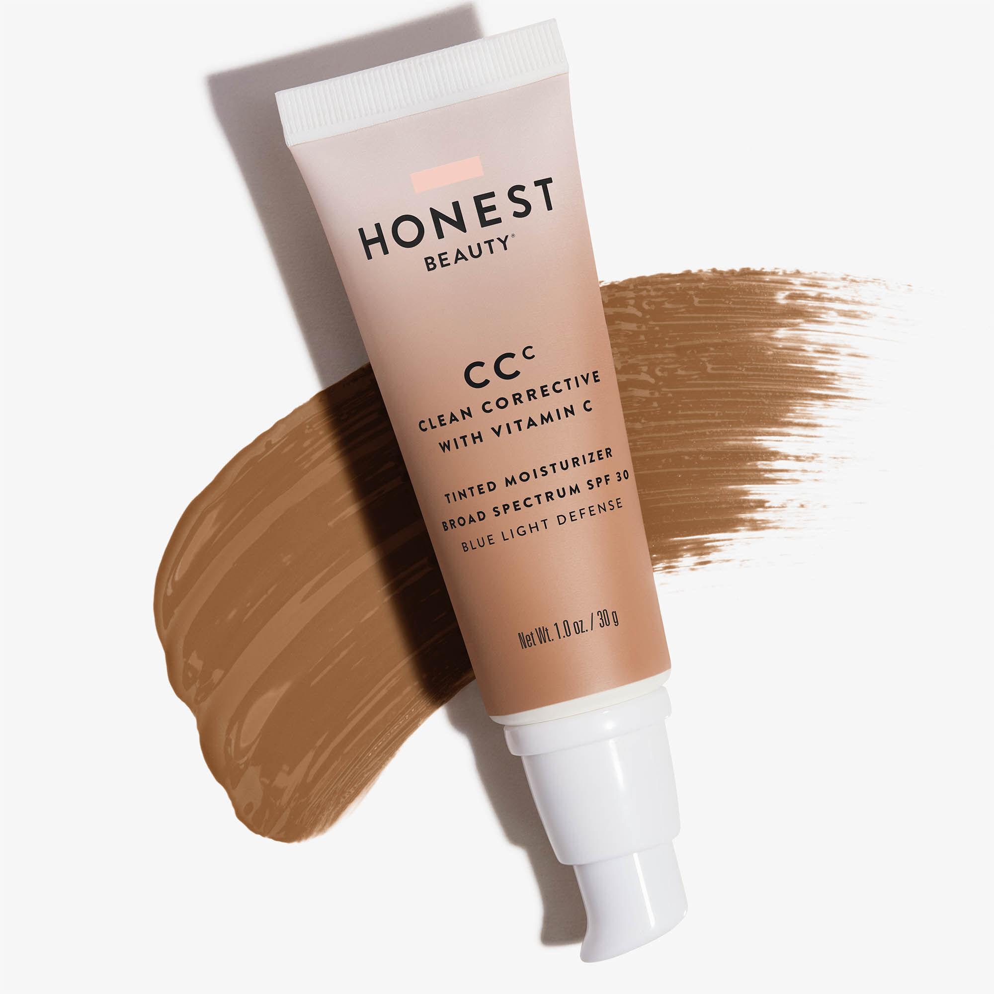null - CCC Clean Corrective With Vitamin C Tinted Moisturizer, Medium