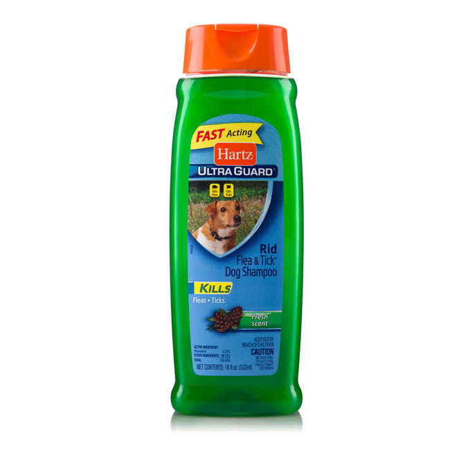 Hartz - Hartz® UltraGuard® Rid Flea & Tick™ Fresh Scent Shampoo for Dogs