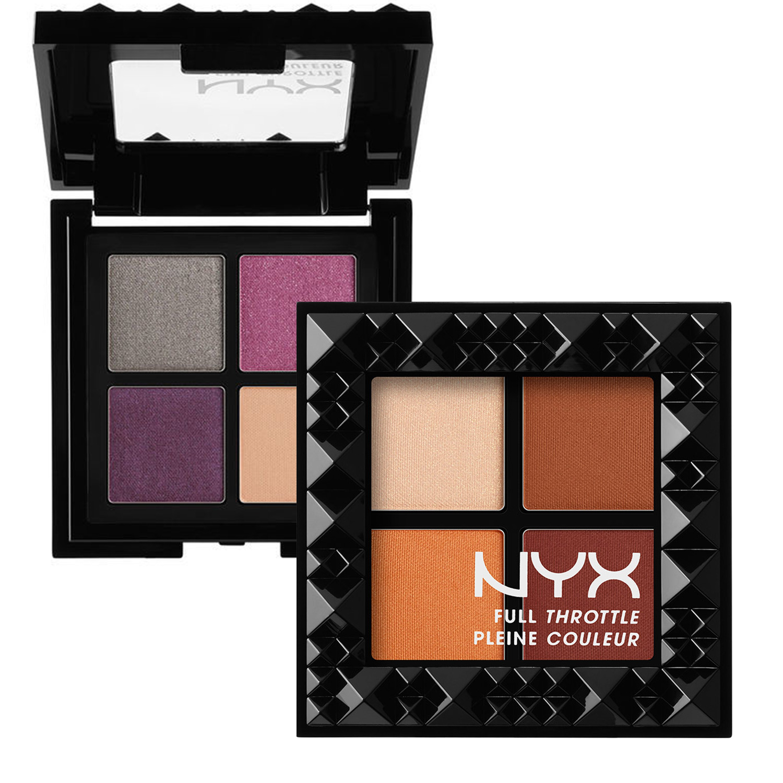 NYX - NYX Full Throttle Shadow Palette