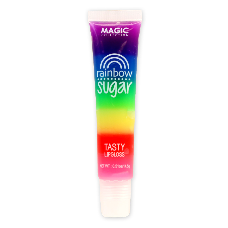 null - Magic Collection Rainbow Sugar Tasty Lipgloss
