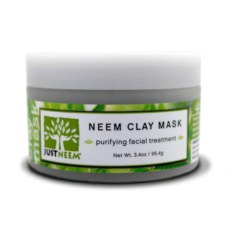 justneem - Neem Clay Facial Mask