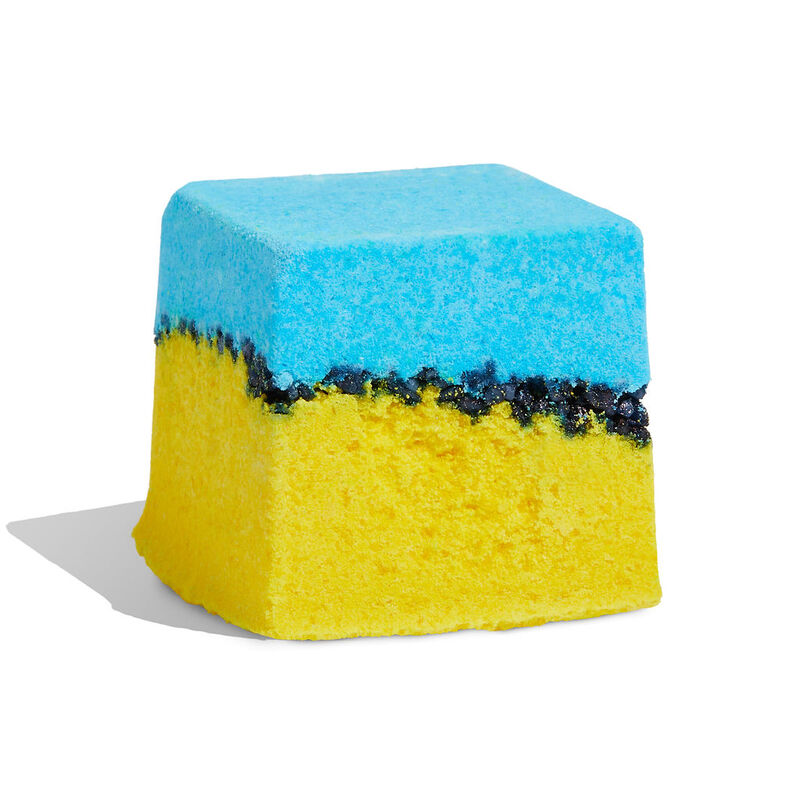 null - Blue Gardenia Salt Cube