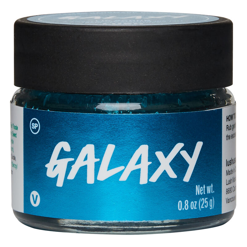 Lush Cosmetics - Galaxy Lip Scrub