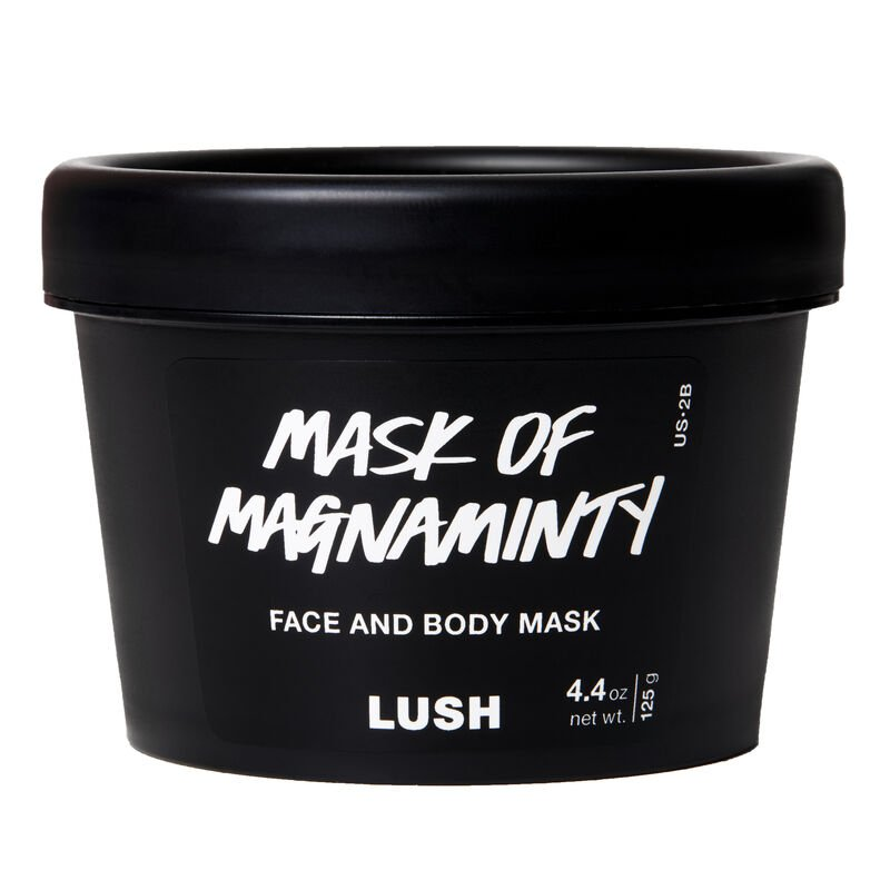 Lush Cosmetics - Mask Of Magnaminty