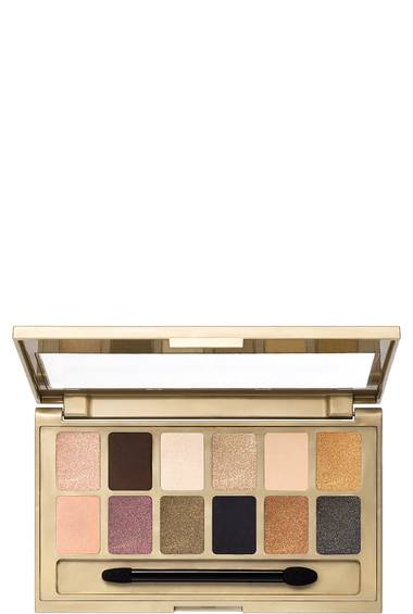 Maybelline - The 24K Nudes™ Eyeshadow Palette Gold