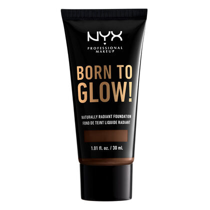 NYX Professional Makeup - Born To Glow! Naturally Radiant Foundation