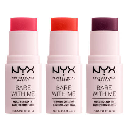 null - Bare With Me Hydrating Cheek Tint