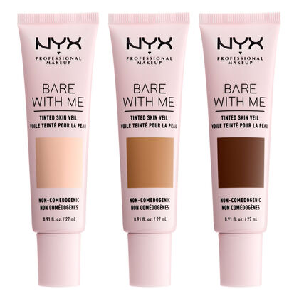 null - Bare With Me Tinted Skin Veil