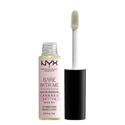 null - Bare With Me Cannabis Sativa Seed Oil Lip Conditioner