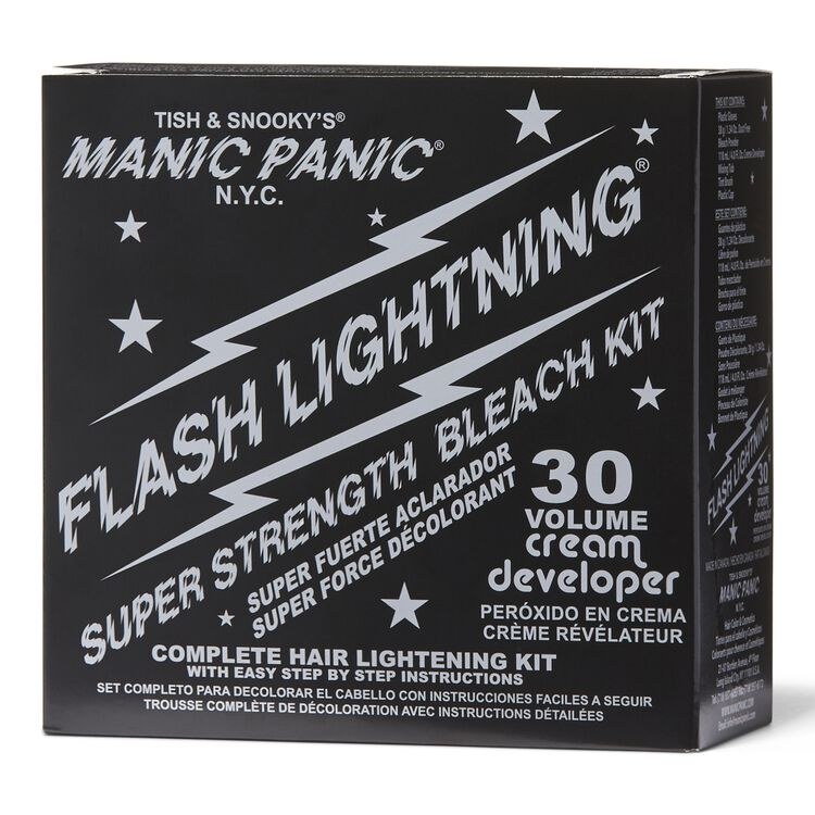 Manic Panic - Flash Lightning Bleach Kit