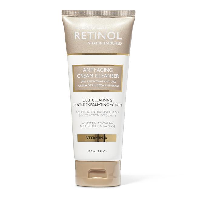 Retinol - Anti Aging Cream Cleanser