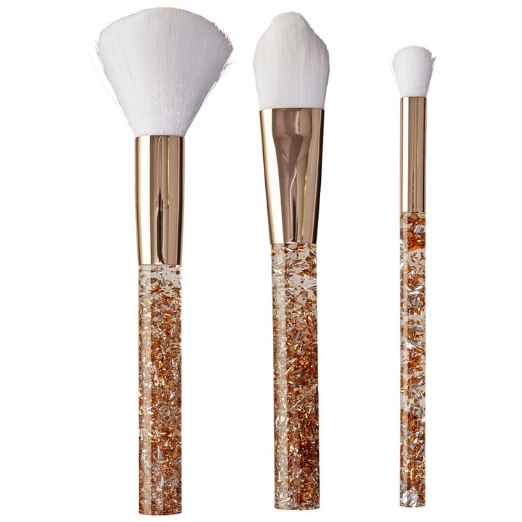 null - Copper Brush Set