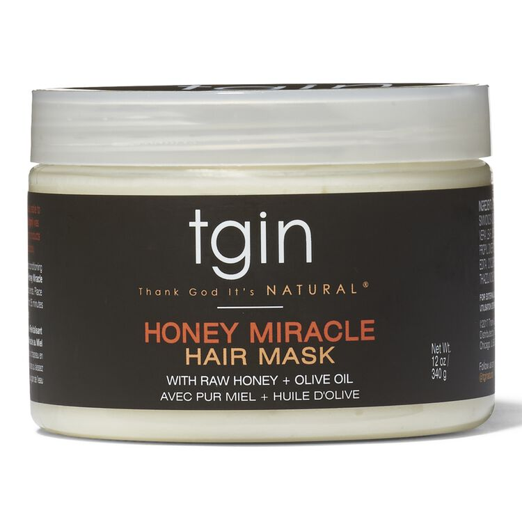 null - Honey Miracle Hair Mask