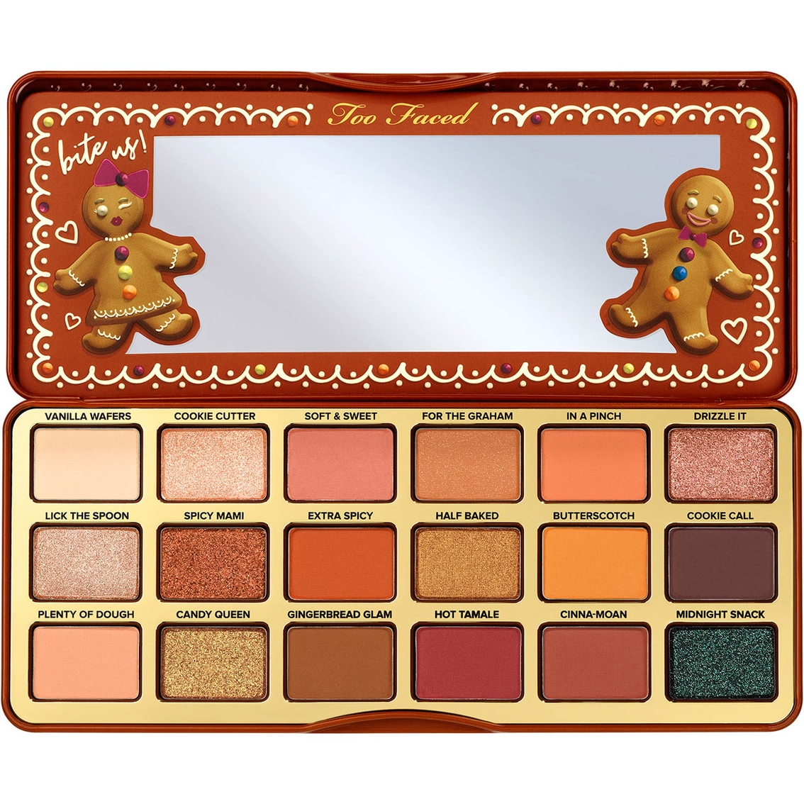 Too Faced - Gingerbread Extra Spicy Eyeshadow Palette