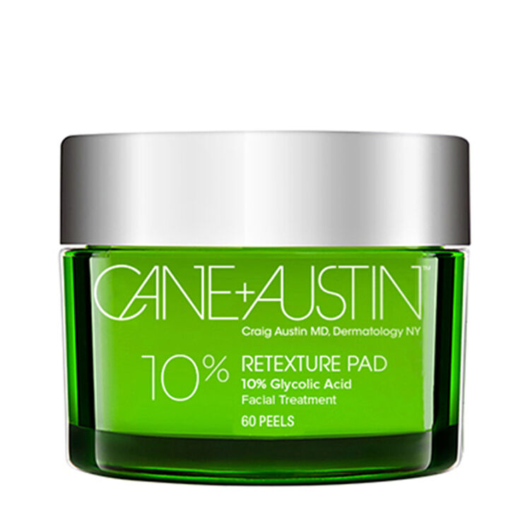 Cane + Austin - Retexture Pad 10% Glycolic Facial Treatment
