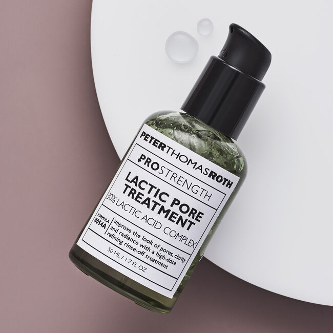 Peter Thomas Roth - PRO Strength Lactic Pore Treatment